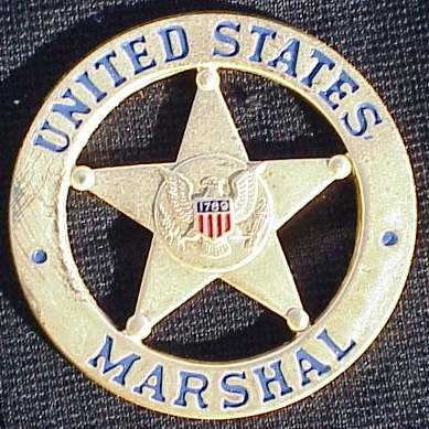 Silverstar Collectables, US Marshals, badges, killed, US