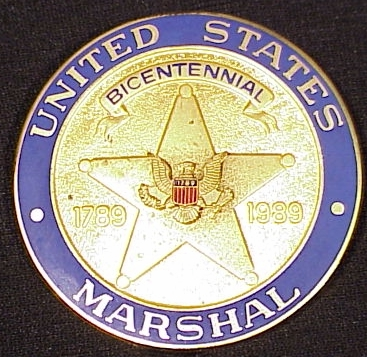 Silverstar Collectables, US Marshals, badges, killed, US Marshal